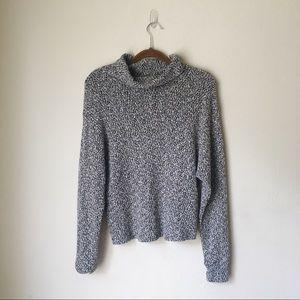 American Apparel Cowl Neck Sweater